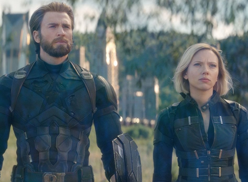 Avengers Infinity War Captain America Black Widow e1625670454236 20 Things You Didn't Know About Chris Evans