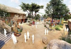 Chester zoo 1 Chester Zoo Is Launching Lodges Where You Can Sleep Surrounded By Animals