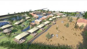 Chester zoo 2 Chester Zoo Is Launching Lodges Where You Can Sleep Surrounded By Animals