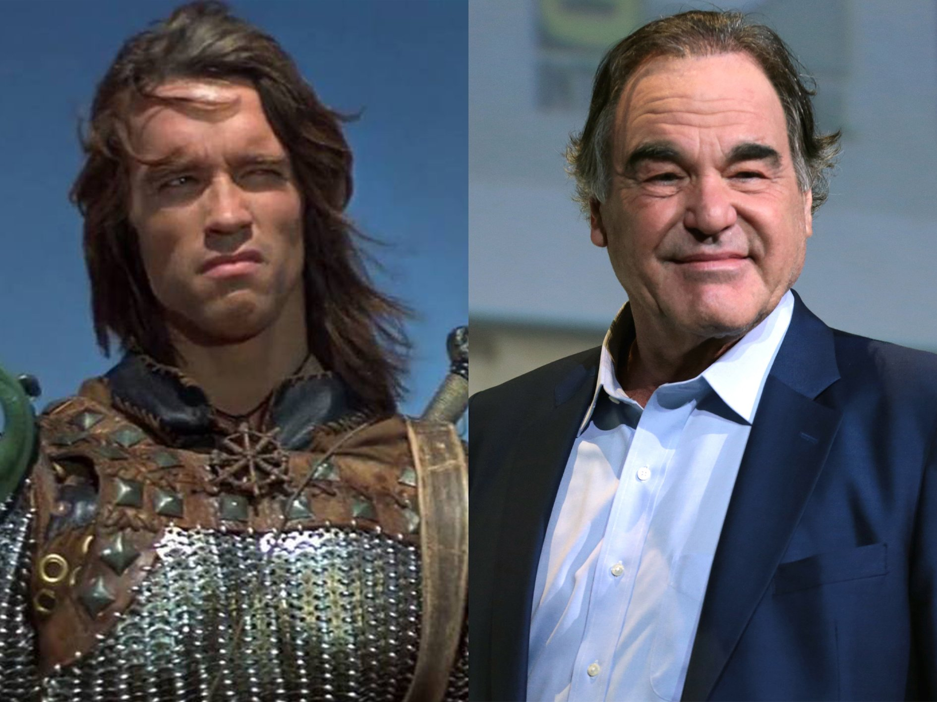 Conan the Barbarian Oliver Stone Crush Your Enemies With These 10 Facts About Conan The Barbarian