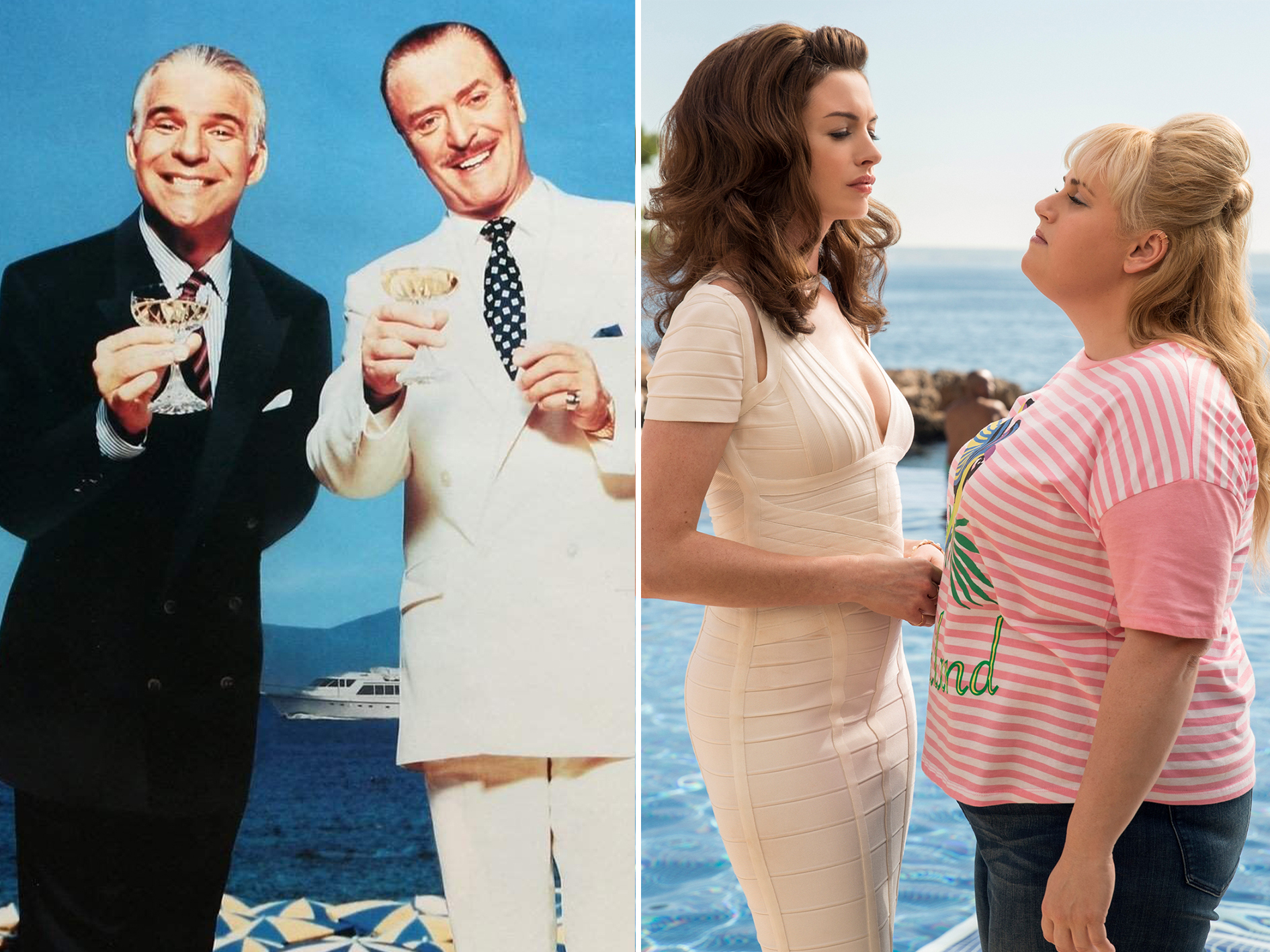 Dirty Rotten Scoundrels The Hustle Awful Remakes Of Classic 80s Films That Should Have Been Left Unmade