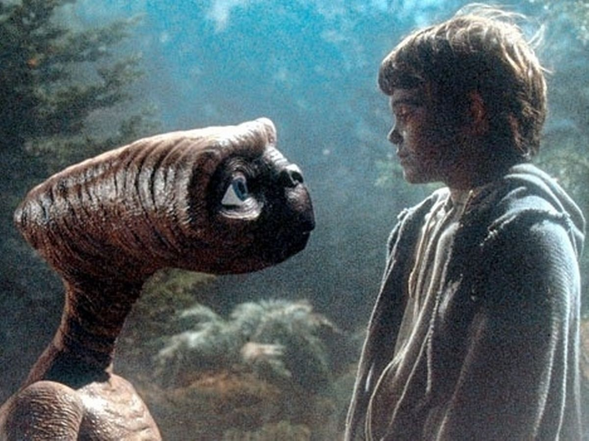 E.T 1 20 Things You Never Knew About E.T. The Extra-Terrestrial