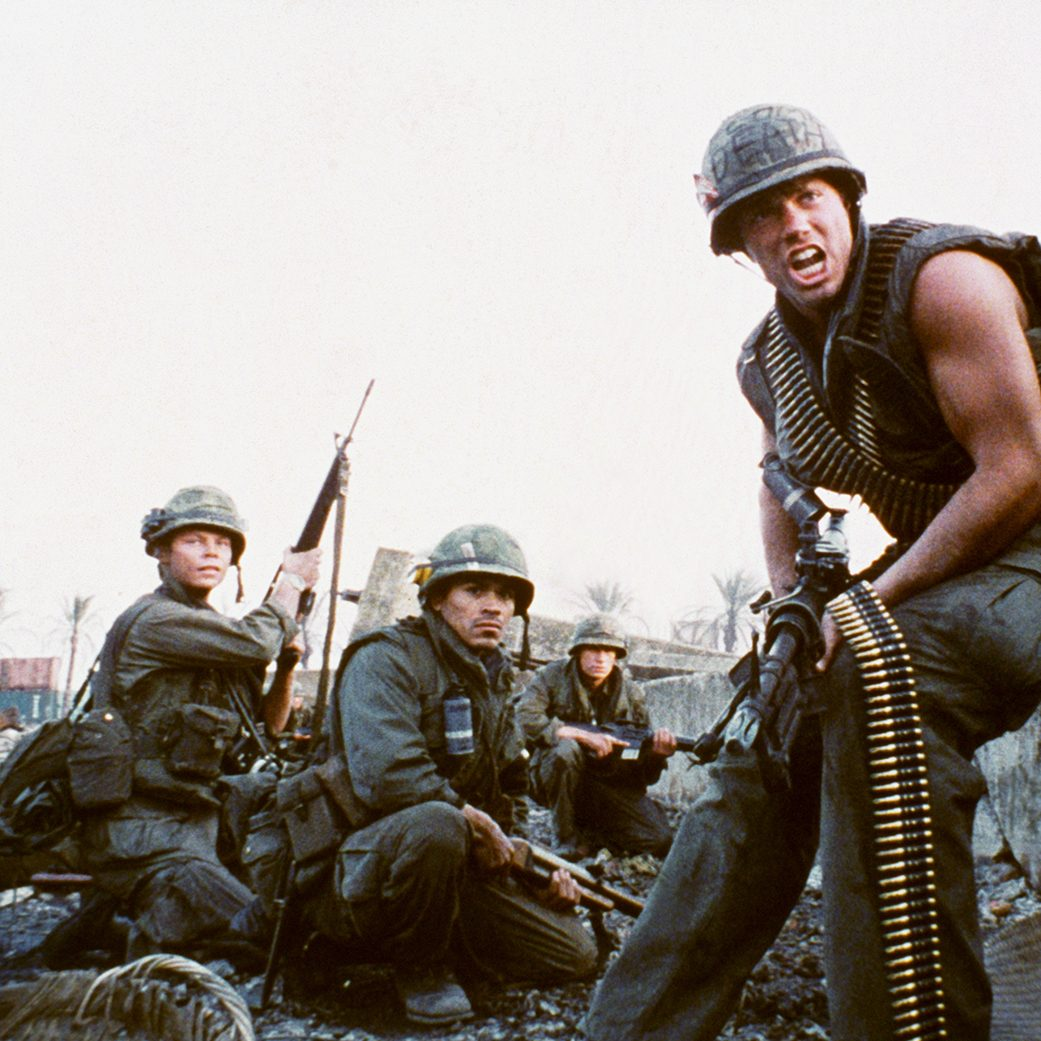Full Metal Jacket 1987 Under snipers fire e1573040757870 30 Things You Never Knew About Vietnam Movie Classic Full Metal Jacket