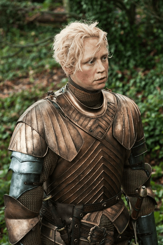 GWEN 43 20 Things You Didn't Know About Gwendoline Christie