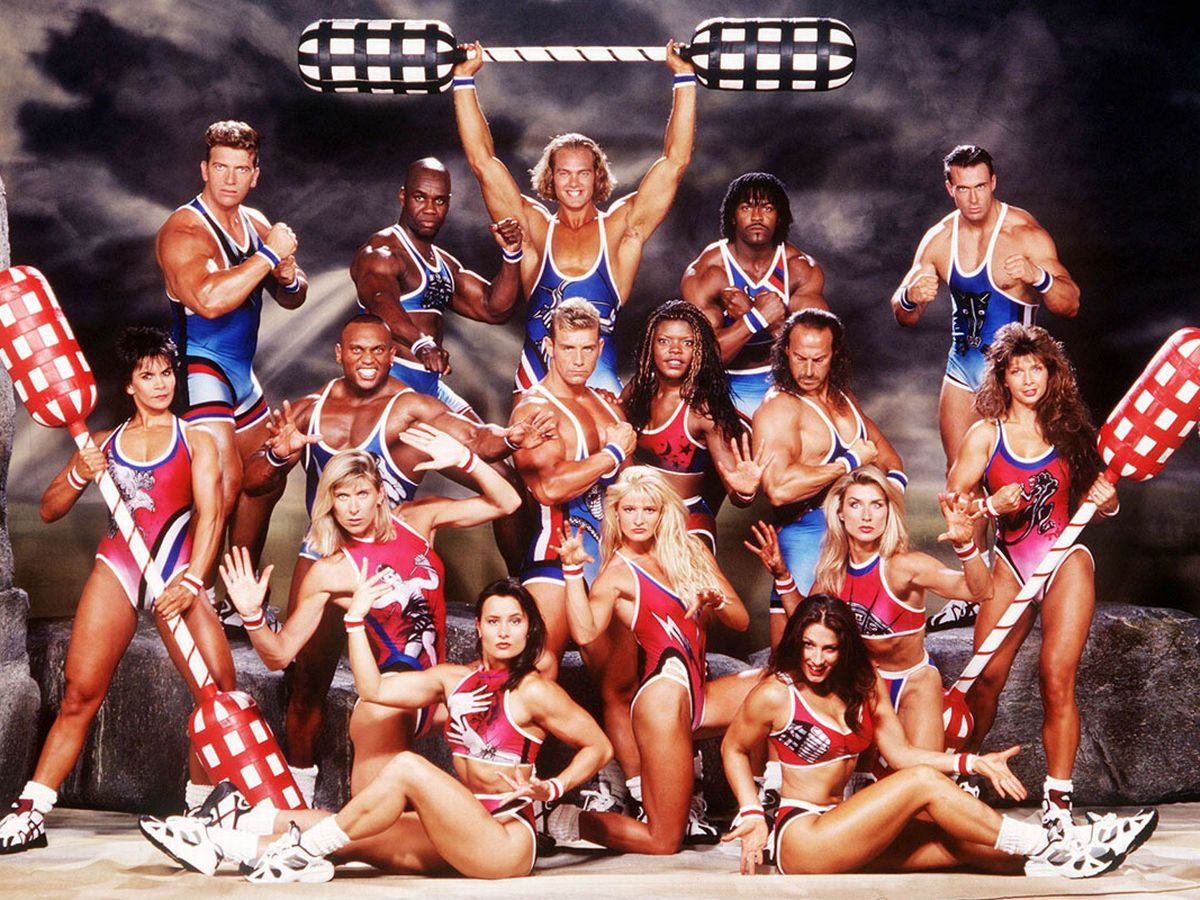 Gladiators Top 10 Game Shows We All Loved Growing Up