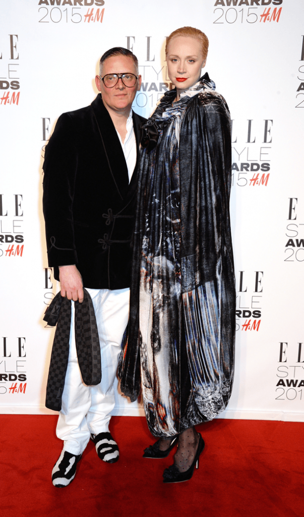 Gwendoline Christie attends the Elle Style Awards 2015 20 Things You Didn't Know About Gwendoline Christie