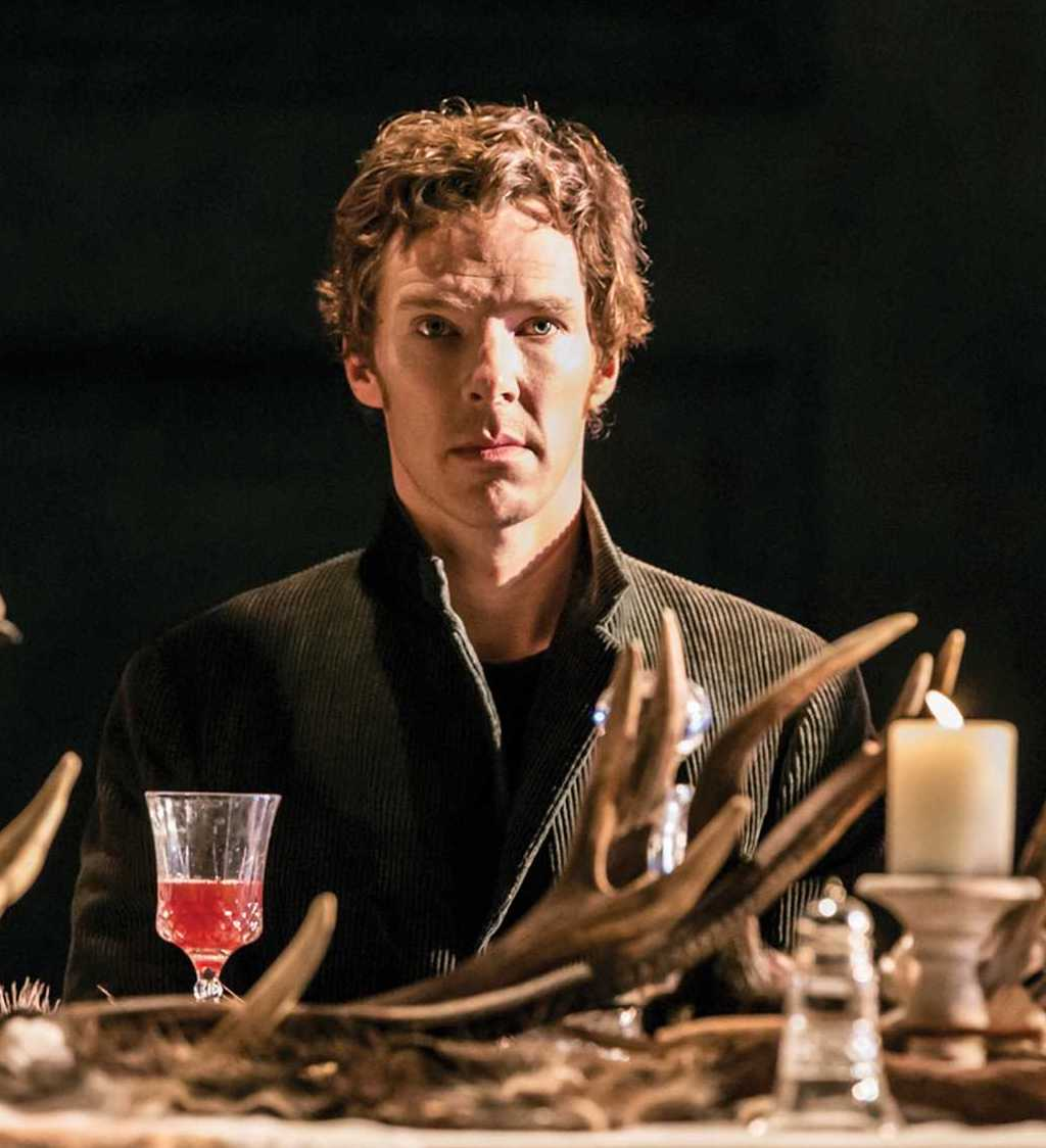 HAMLET panel 20 Things You Probably Never Knew About Benedict Cumberbatch