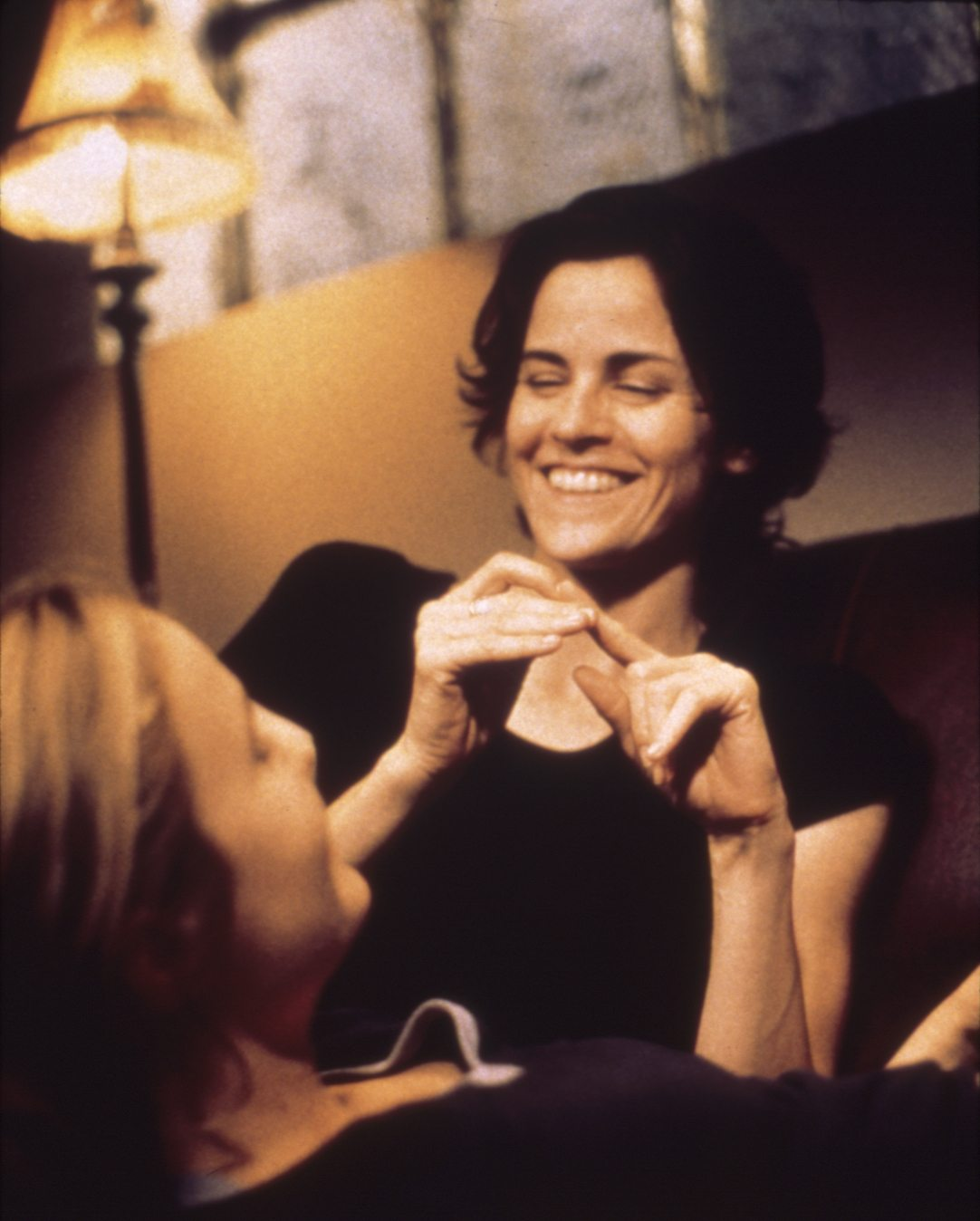 Ally Sheedy as Lucy Berliner in High Art (1998)