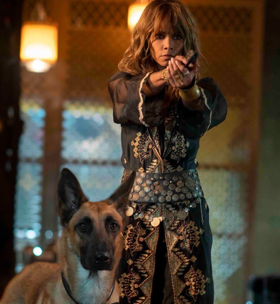 Halle Berry John Wick Chapter 3 Parabellum 10 Things You Didn't Know About The John Wick Films