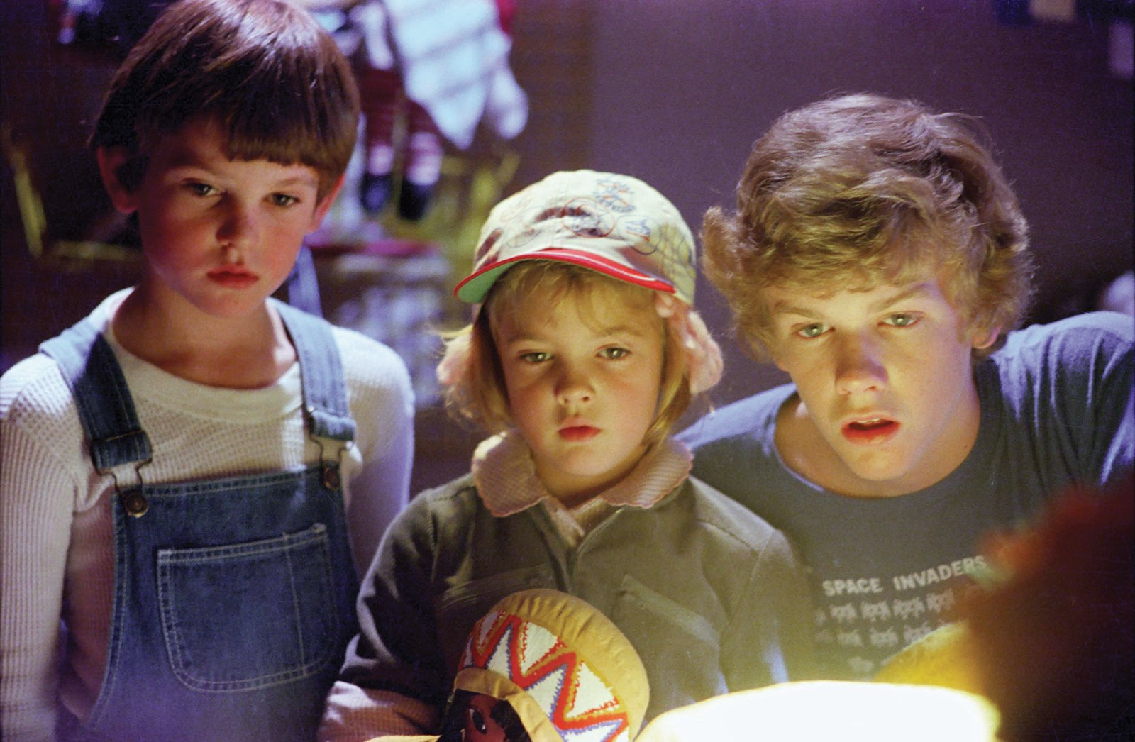 Henry Thomas Drew Barrymore Robert MacNaughton ET 20 Things You Never Knew About E.T. The Extra-Terrestrial