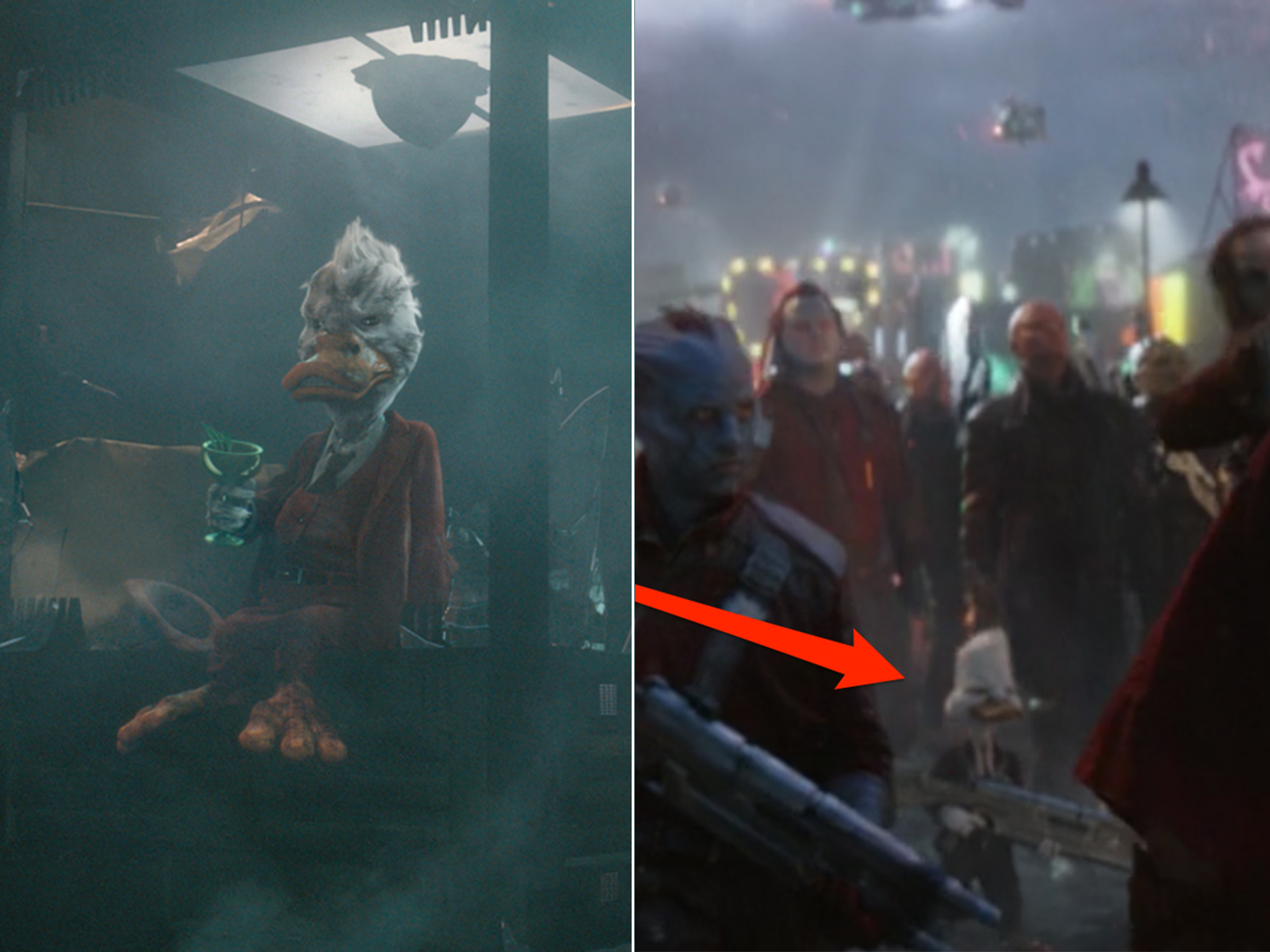 Howard the Duck 25 Things You Didn't Know About Avengers: Endgame