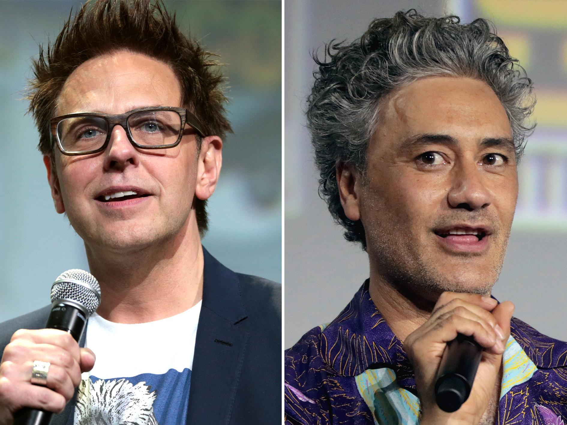 James Gunn Taika Waititi 25 Things You Didn't Know About Avengers: Endgame