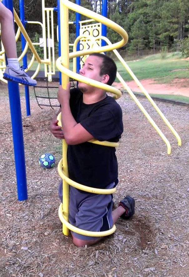 KID again 2 10 Times People Trying To Be A Kid Again Failed Disastrously