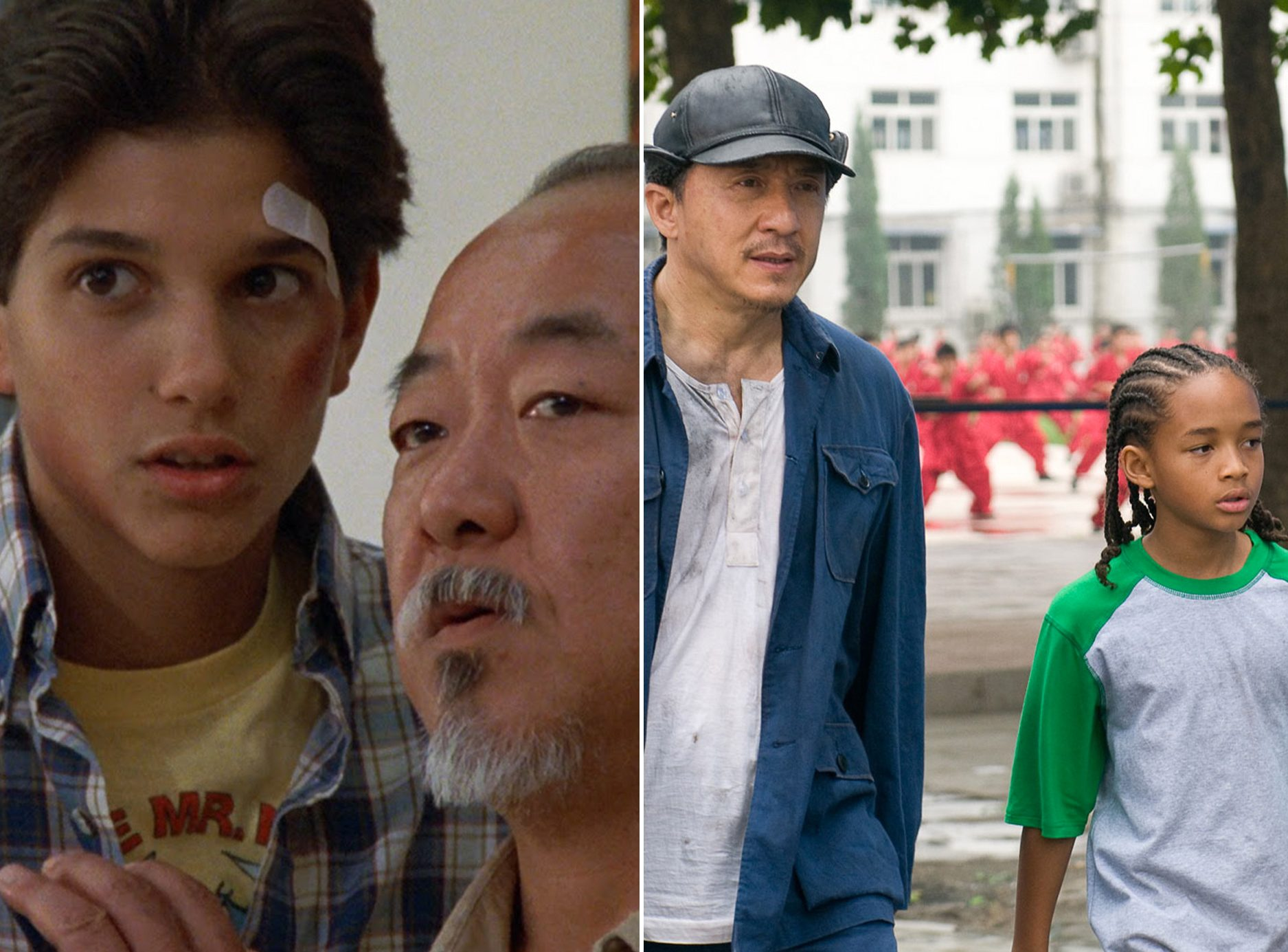 Karate Kid e1627482506545 Awful Remakes Of Classic 80s Films That Should Have Been Left Unmade