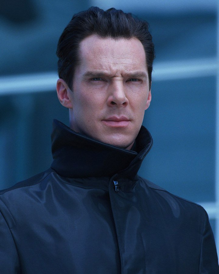 Khan Noonien Singh alternate reality 20 Things You Probably Never Knew About Benedict Cumberbatch