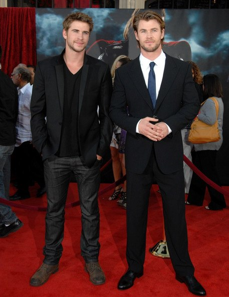 LiamHemsworthTHORPremiereLqb83oP9gSel 20 Facts You Never Knew About The Cast Of The Marvel Cinematic Universe