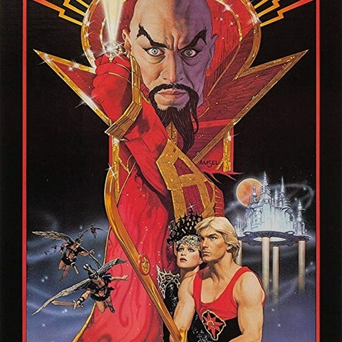 POSTER 10 Things You May Have Missed In Flash Gordon