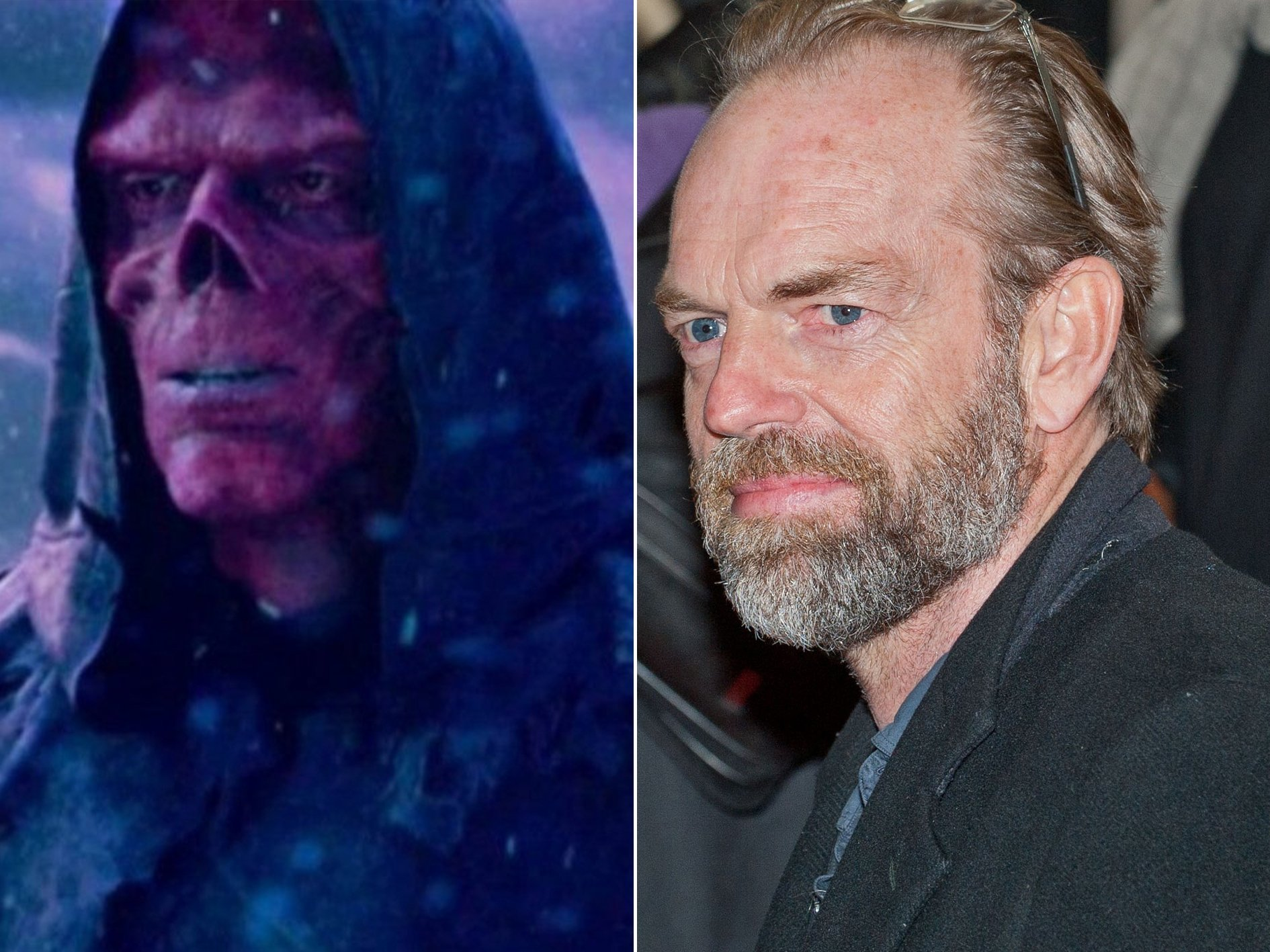 Red Skull Hugo Weaving 25 Things You Didn't Know About Avengers: Endgame