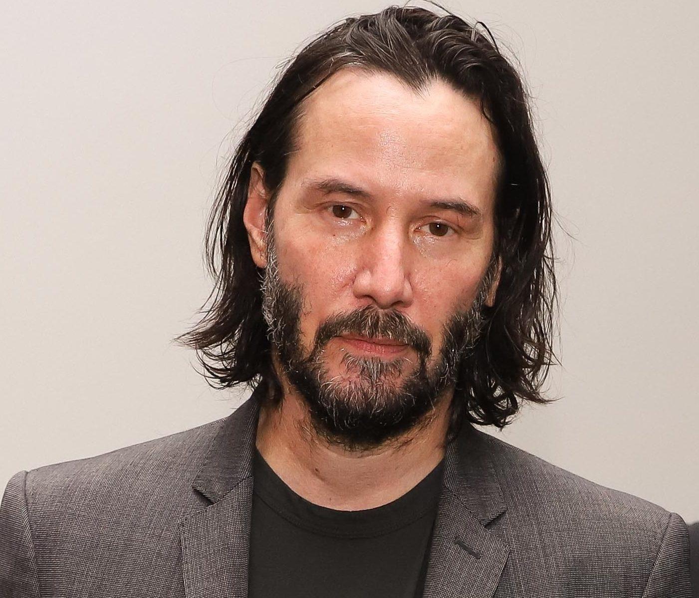 Reunião com o ator norte americano Keanu Reeves cropped e1622111678147 20 Things You Never Knew About Keanu Reeves