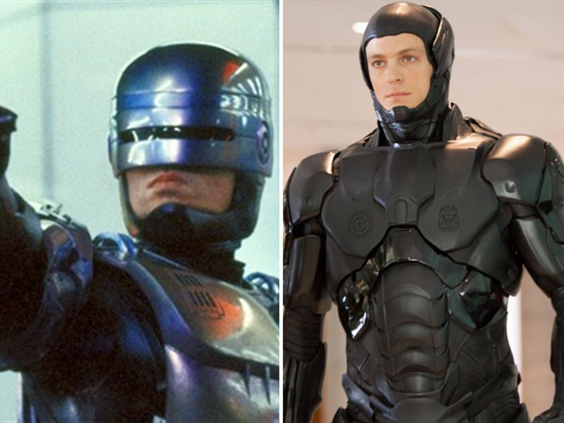 RoboCop Awful Remakes Of Classic 80s Films That Should Have Been Left Unmade