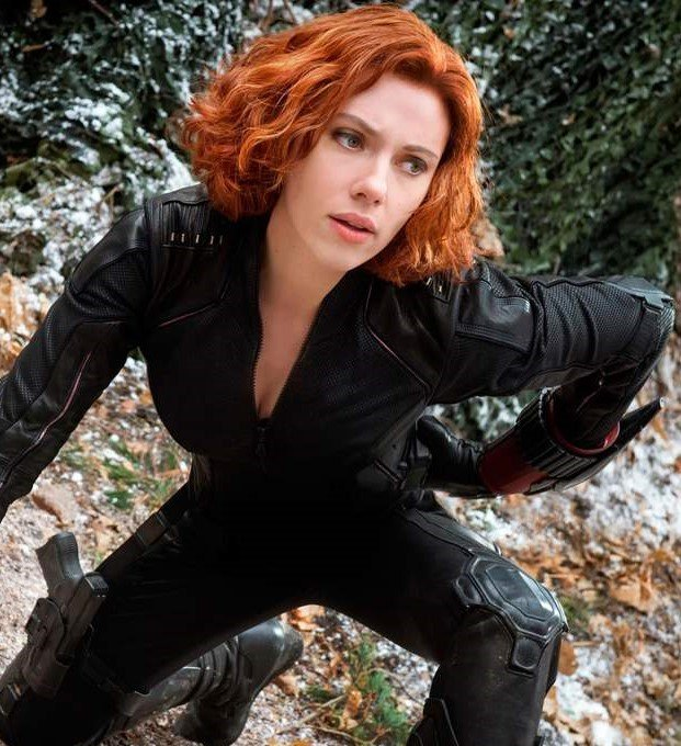 Scarlett Johansson Black Widow 20 Facts You Never Knew About The Cast Of The Marvel Cinematic Universe