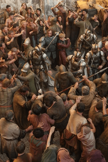 Screen Shot 2019 05 10 at 10.55.04 The 18 Biggest Changes In Game Of Thrones From Book To Screen