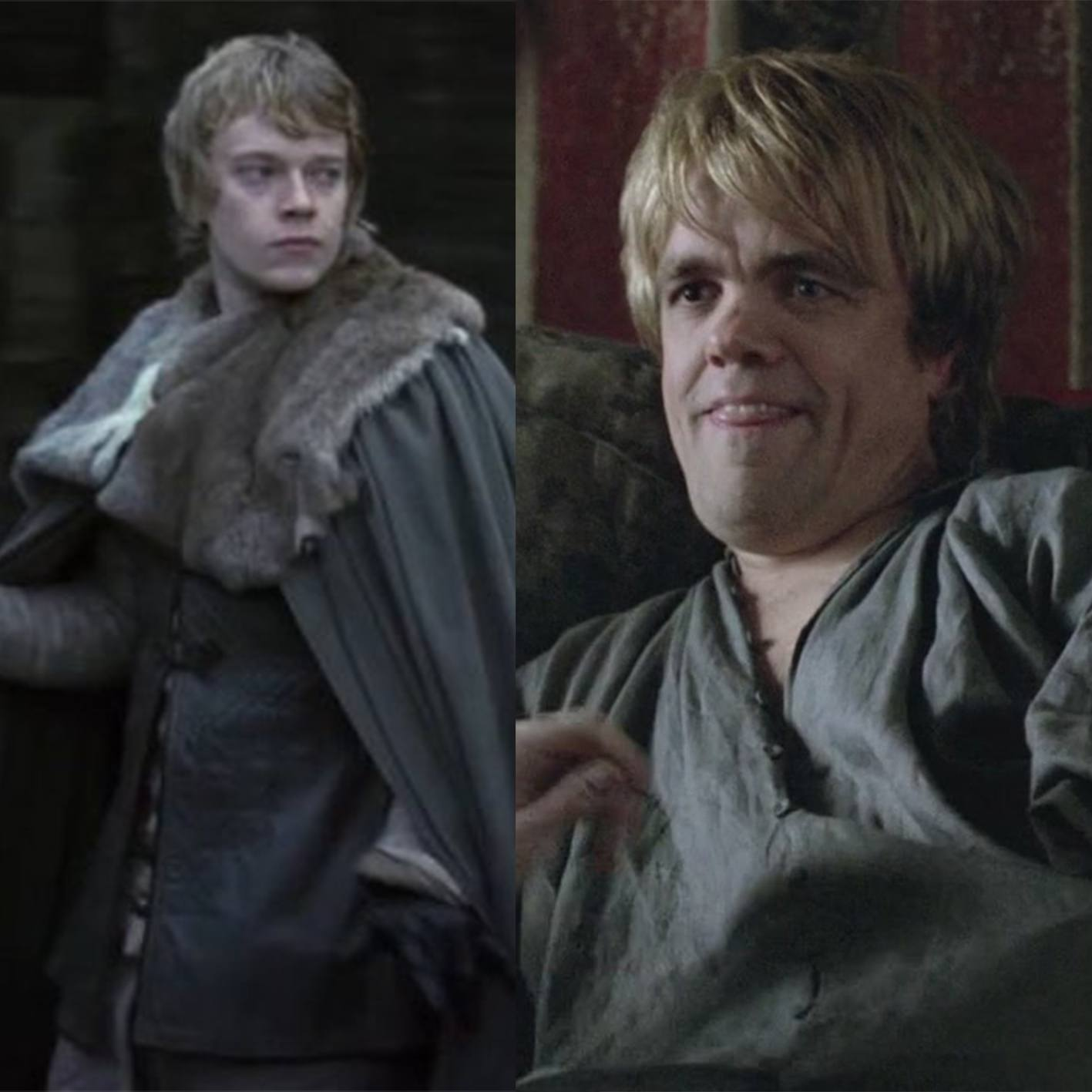 TheonTyrionblond 9 Huge Gaffes You Never Noticed In Game Of Thrones