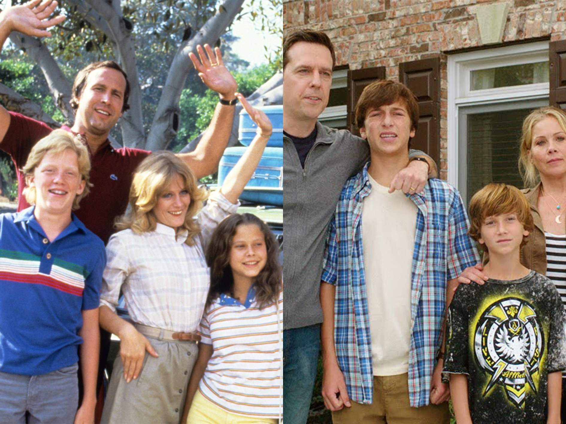 Vacation Awful Remakes Of Classic 80s Films That Should Have Been Left Unmade