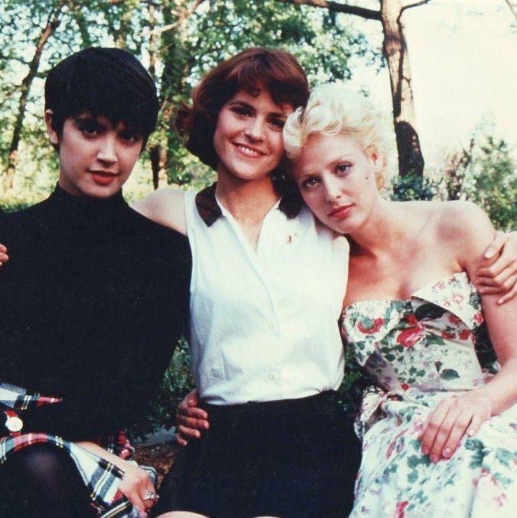 Phoebe Cates Ally Sheedy Virginia Madsen Heart of Dixie 1989
