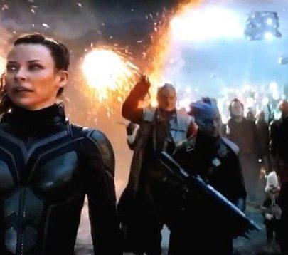avengers endgame the wasp howard the duck e1557919341715 20 Avengers: Endgame Easter Eggs You Definitely Missed