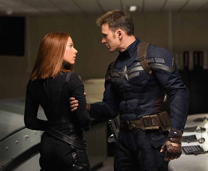 captain america winter soldier 16 e1625670412531 20 Things You Didn't Know About Chris Evans