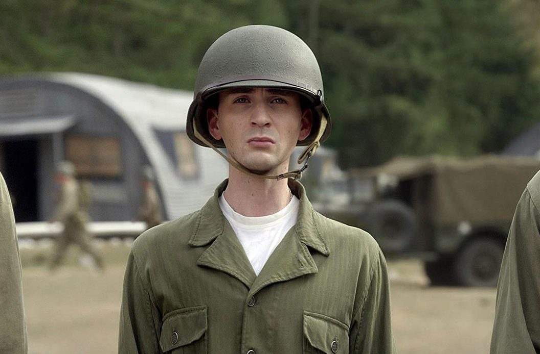 captain america the first avenger e1625663549855 20 Things You Didn't Know About Chris Evans