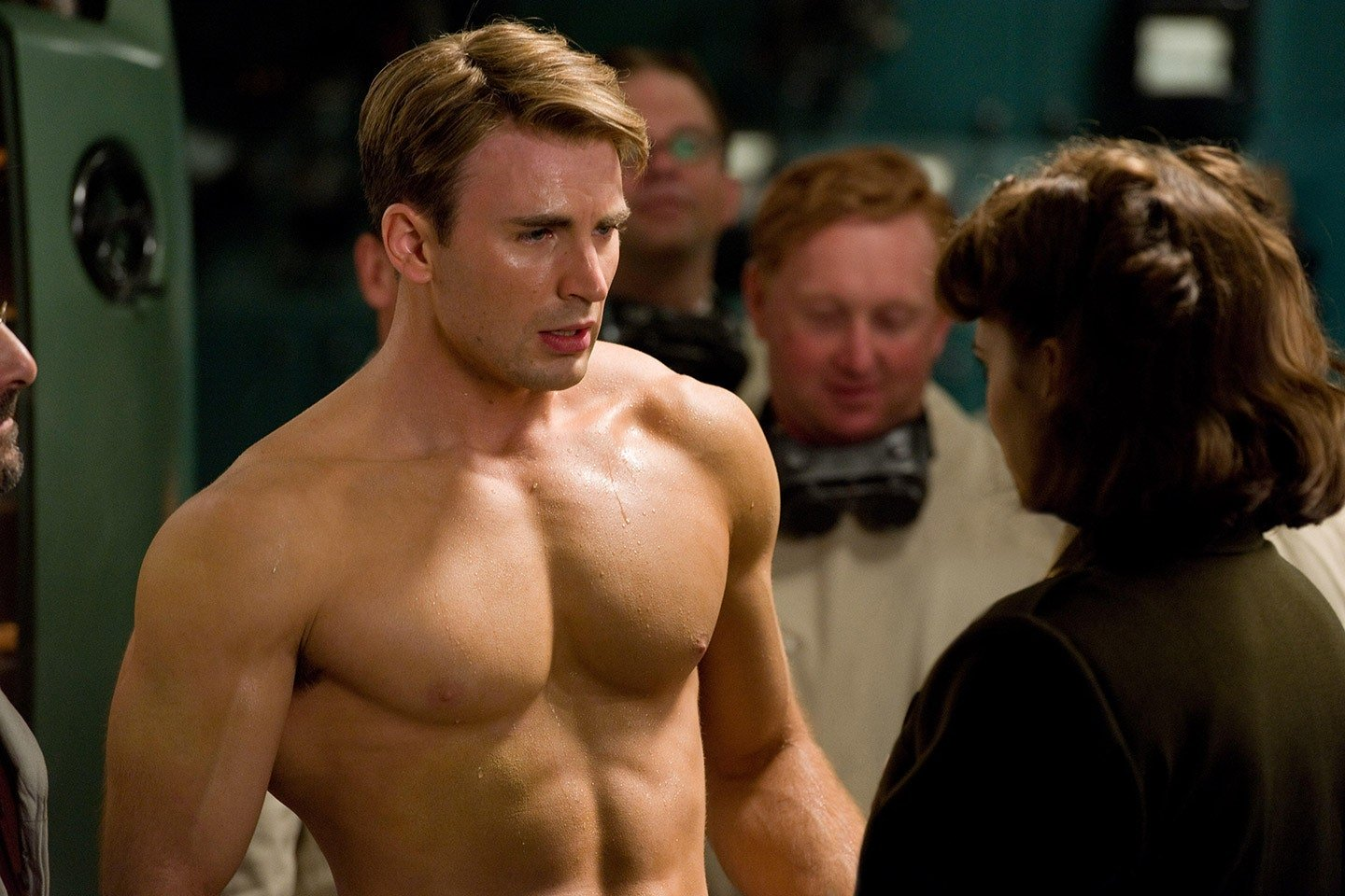 chris evans captain america 20 Things You Didn't Know About Chris Evans