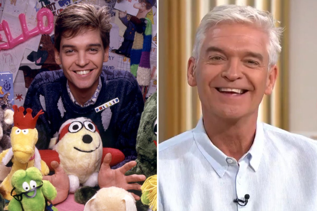 cpres1 Here's What Your Favourite Children's TV Presenters Look Like Today!