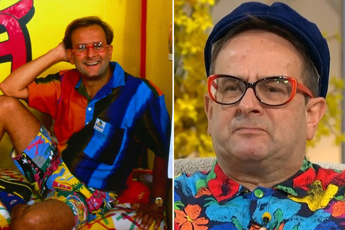 cpres2 Here's What Your Favourite Children's TV Presenters Look Like Today!