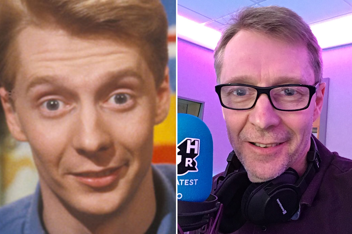 cpres3 Here's What Your Favourite Children's TV Presenters Look Like Today!