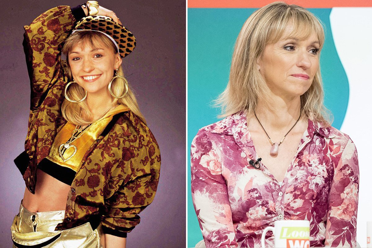 cpres6 Here's What Your Favourite Children's TV Presenters Look Like Today!