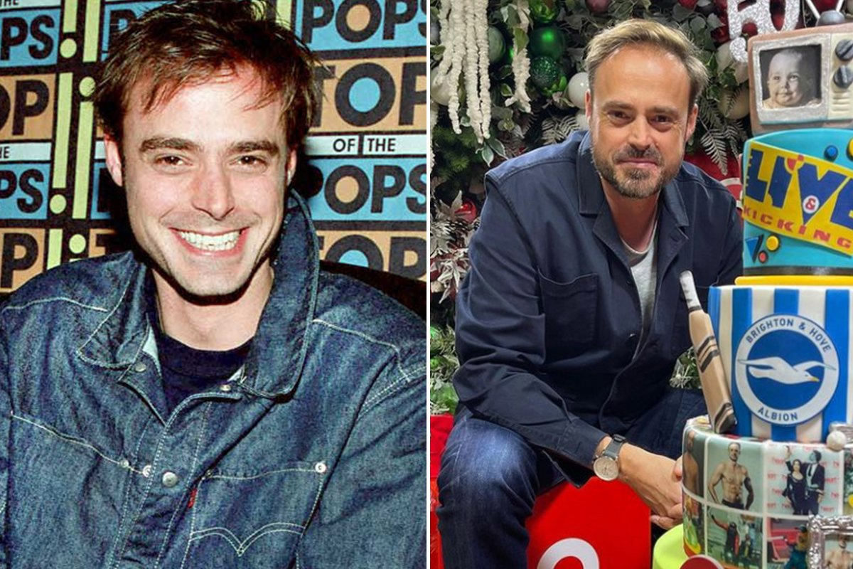 cpresTEN Here's What Your Favourite Children's TV Presenters Look Like Today!