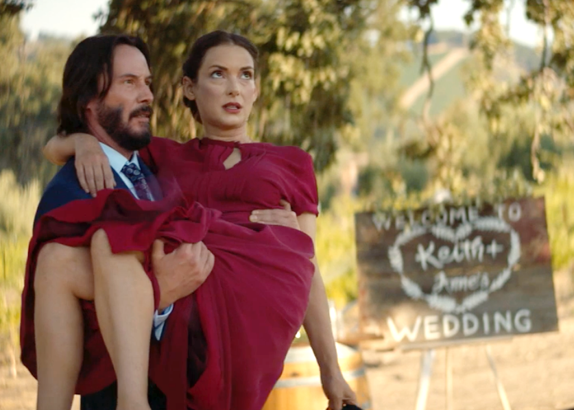 destination wedding e1622107164647 20 Things You Never Knew About Keanu Reeves