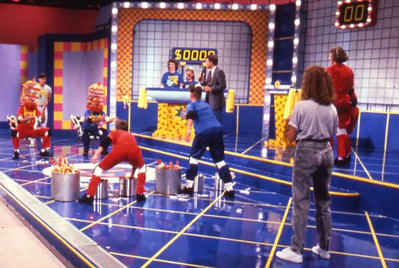 doubledare e1627548074833 Top 10 Game Shows We All Loved Growing Up