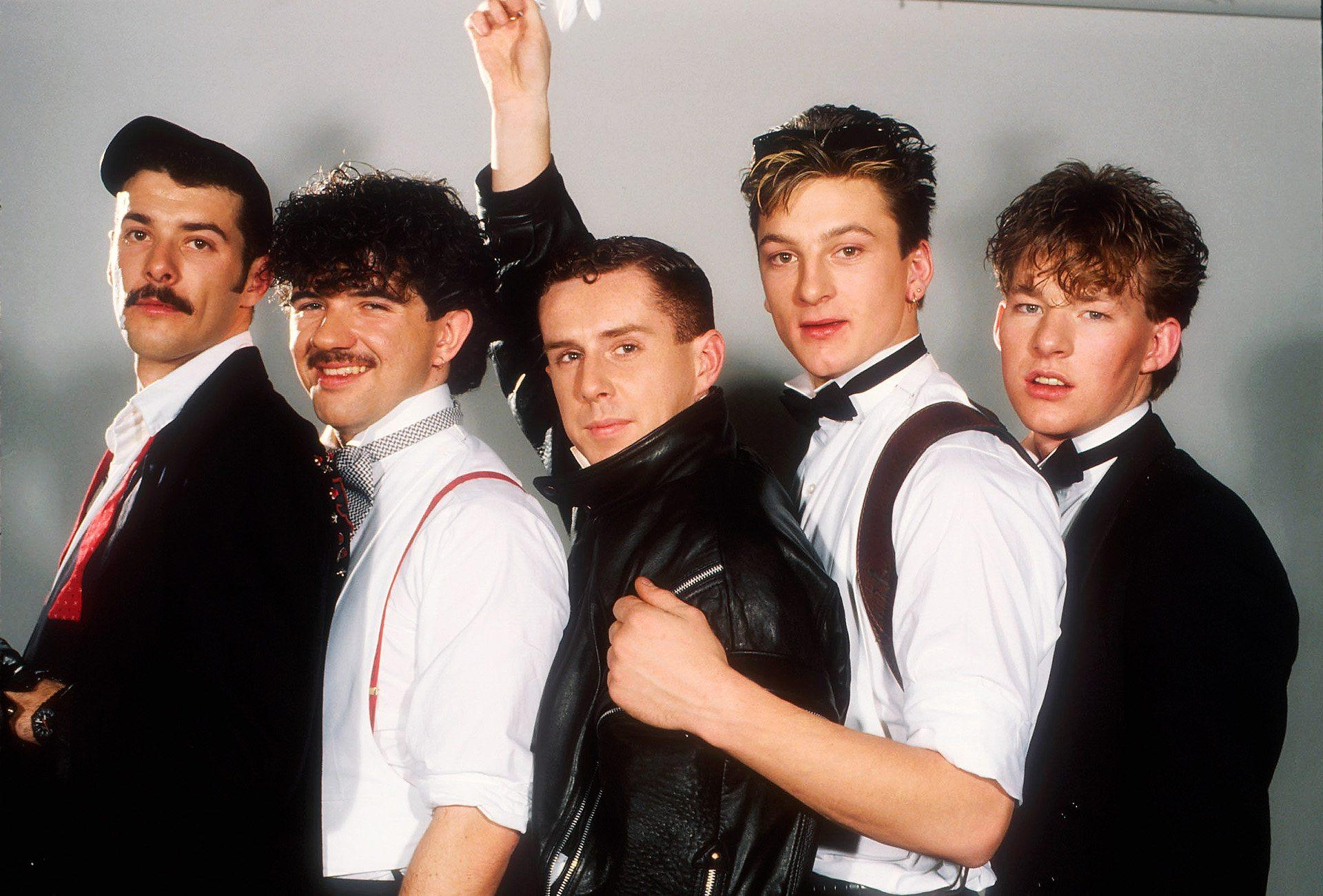 frankie The Best Of 1980s Music In Pictures: Part Two