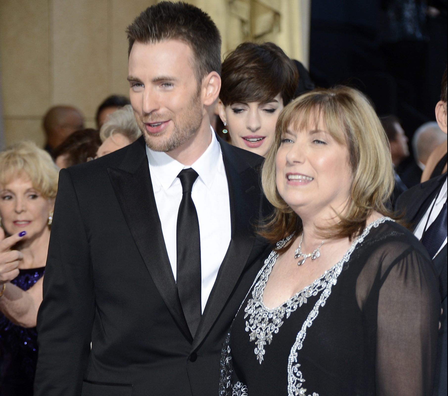 gettyimages 162620250 scaled e1625669714519 20 Things You Didn't Know About Chris Evans