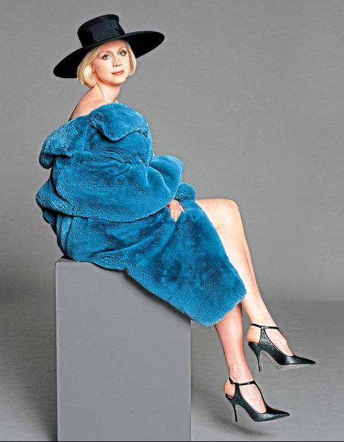 gwen 48 e1557832970821 20 Things You Didn't Know About Gwendoline Christie
