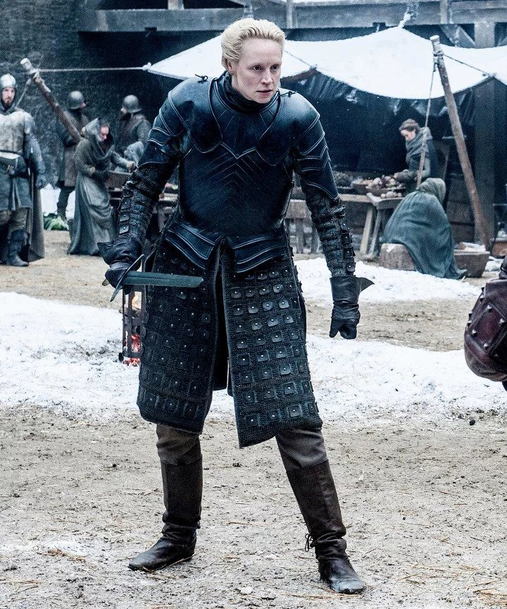 gwen 50 20 Things You Didn't Know About Gwendoline Christie