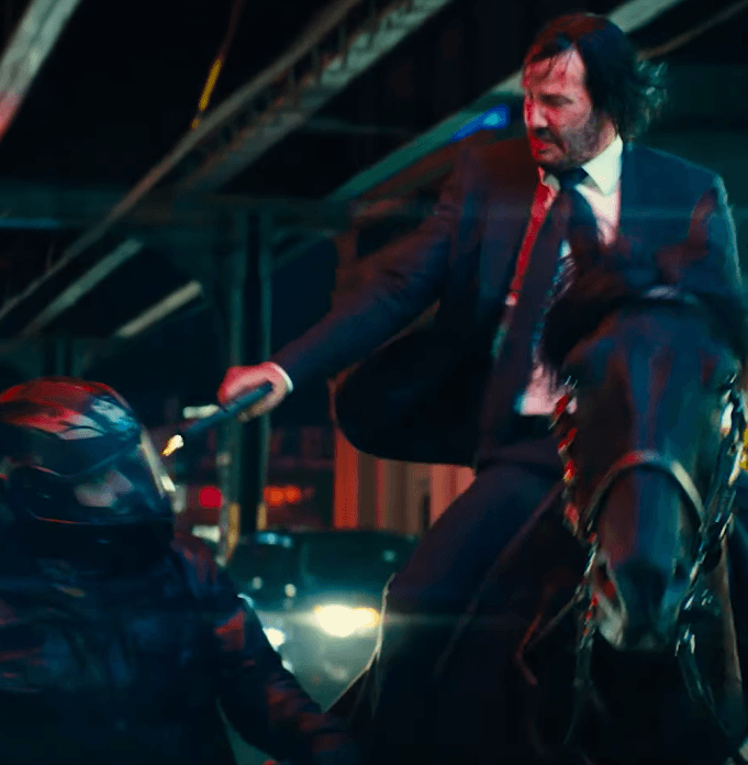 john wick 3 trailer 10 Things You Didn't Know About The John Wick Films