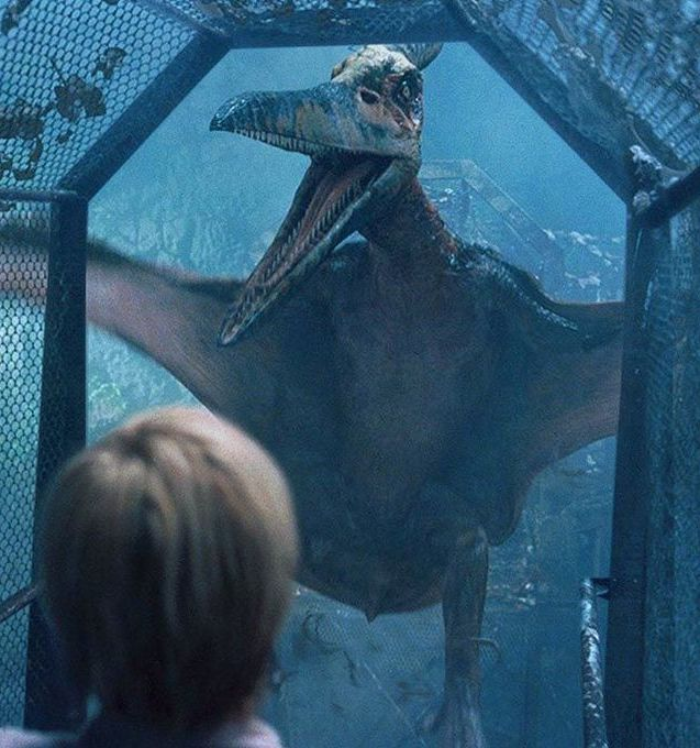 jurassic park iii hero 25 Things You Probably Missed In Jurassic Park