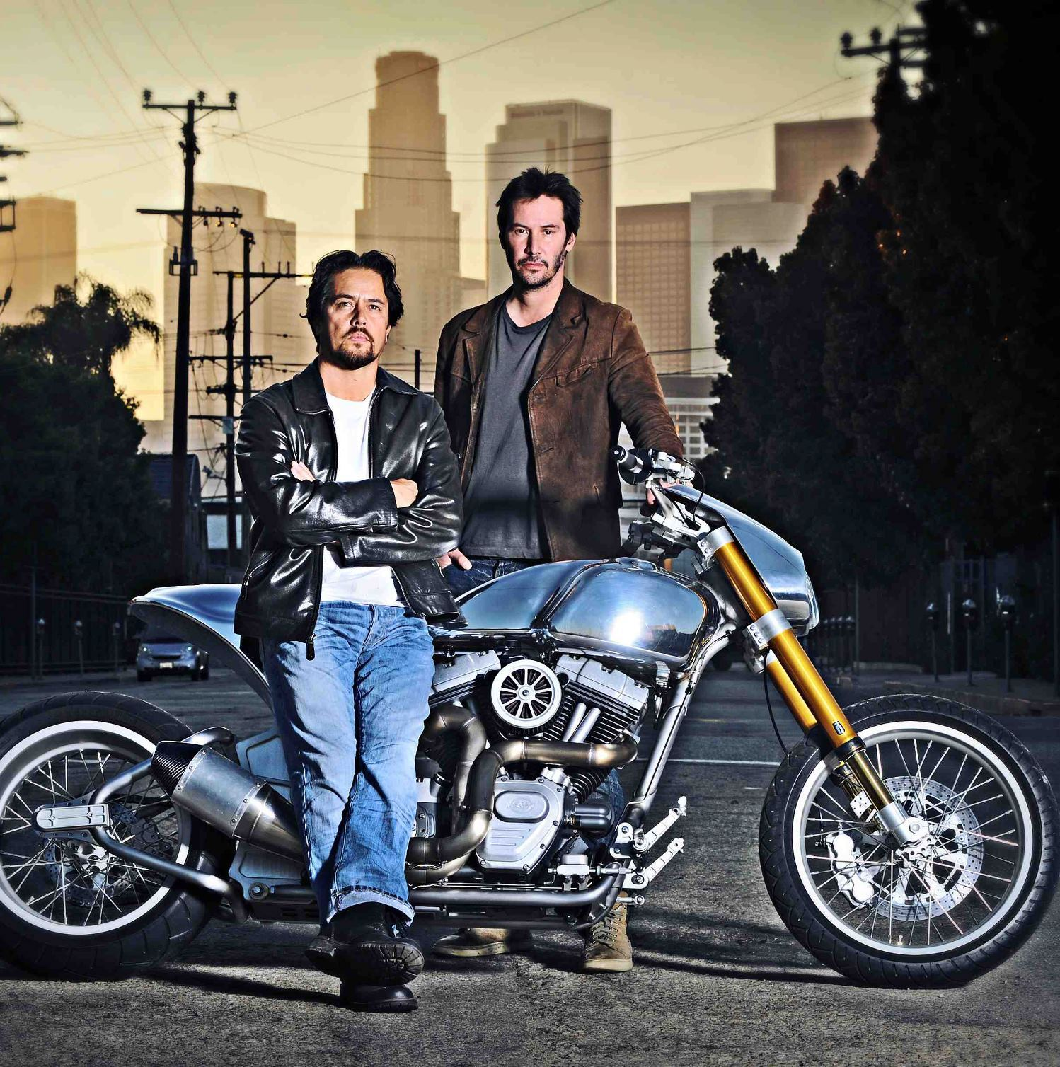 keanu reeves concept harley davidson by arch motorcycle photo gallery 51212 1 25 Keanu Facts Only True Fans Know