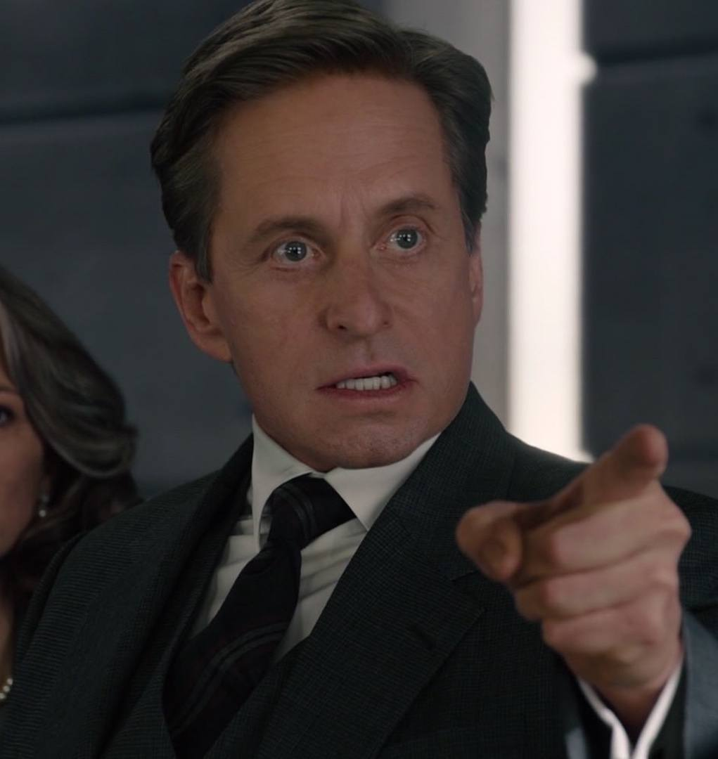 michael douglas wants an ant man prequel film that focuses on the adventures of a younger hank pym social 20 Avengers: Endgame Easter Eggs You Definitely Missed