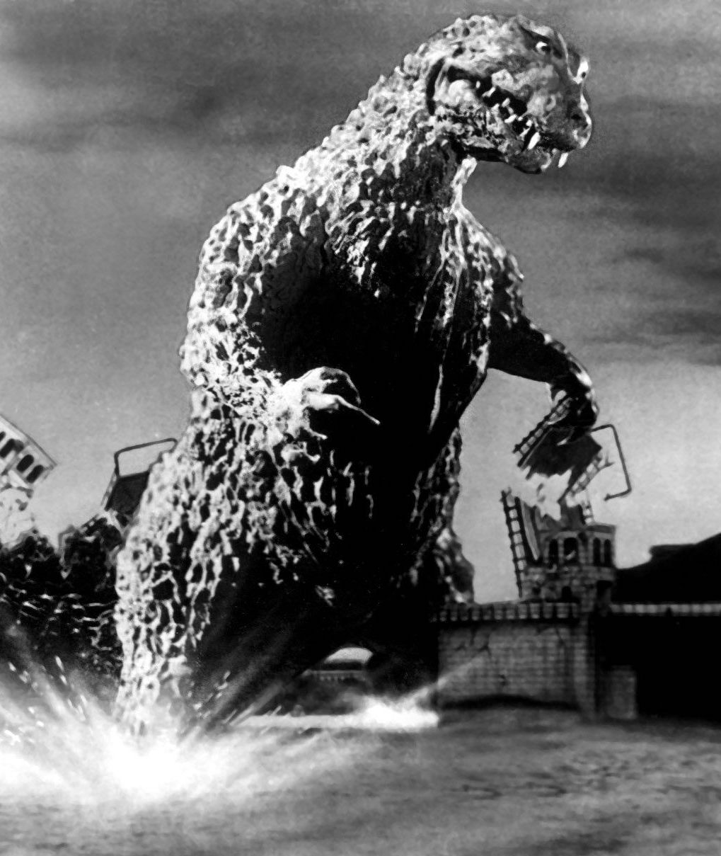 movies godzilla 1954 still 01 25 Things You Probably Missed In Jurassic Park
