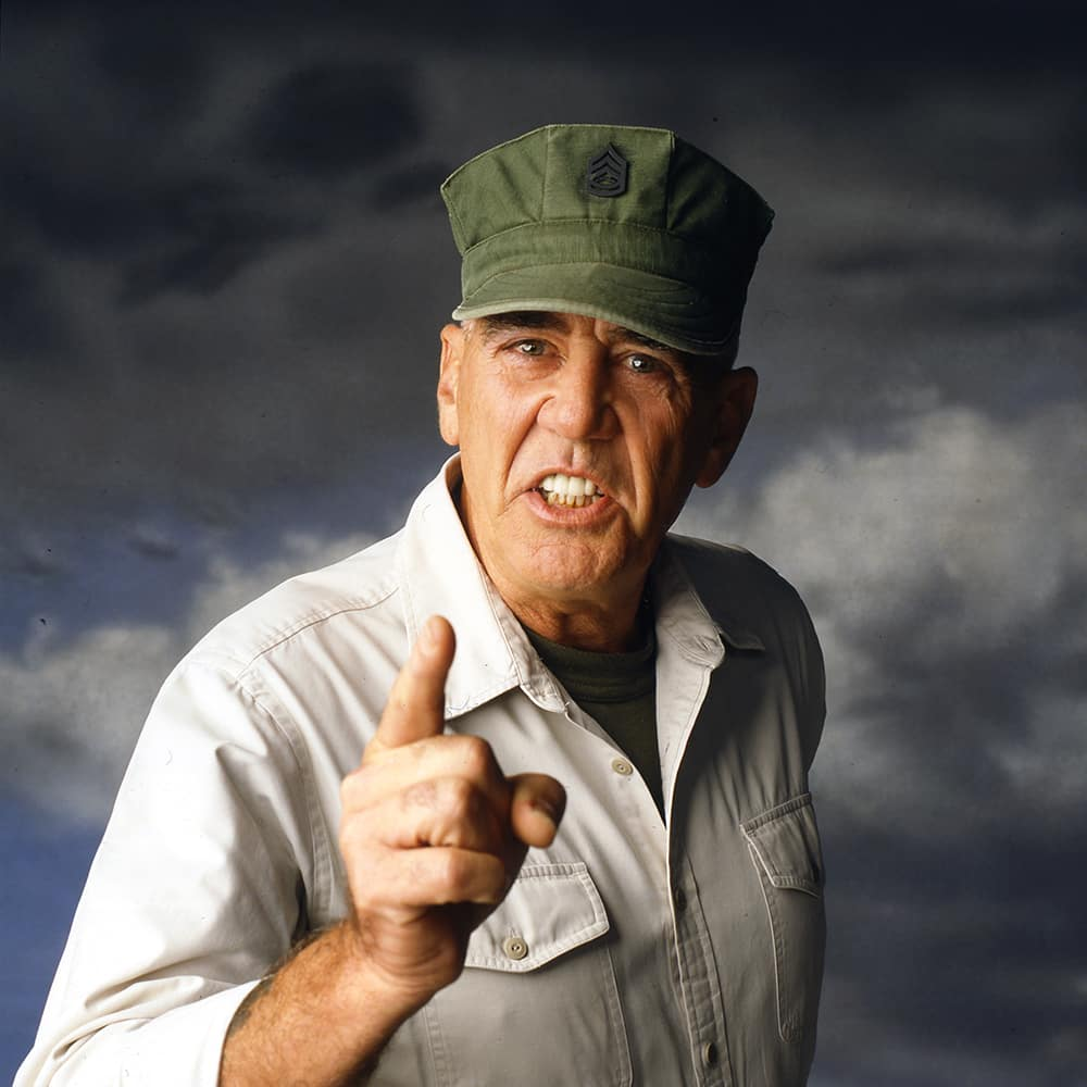 r lee ermey F 30 Things You Never Knew About Vietnam Movie Classic Full Metal Jacket